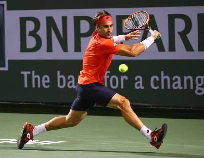 David Ferrer withdraws from Indian Wells for the second year in a row