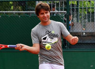 Fabrice Santoro badly wanted to play ATP Dubai in its first edition in 1993