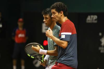 ATP SAO PAULO DOUBLES: Andre Sa and Rogerio Dutra Silva win title in front of their home fans in Brazil
