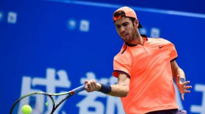 Karen Khachanov 'You have to be prepared physically, mentally to play every match 100 per cent'