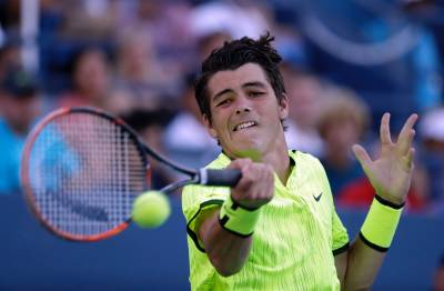 Taylor Fritz: 'Nothing has changed for me since I became a father'