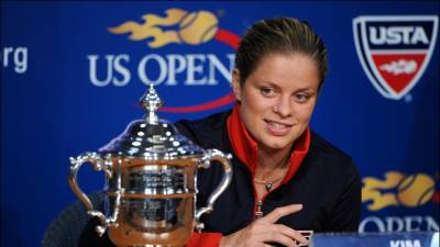 What Happened When Donald Trump Asked Kim Clijsters if He Could Sit in Her Box at the US Open