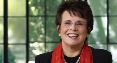 Billie Jean King sells her majority ownership of World Team Tennis