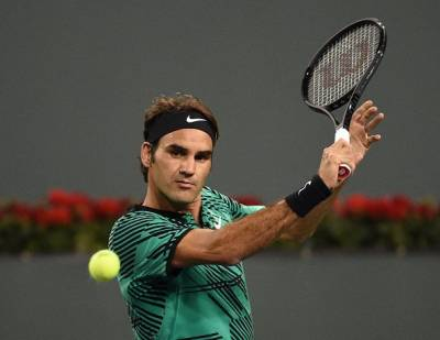 ATP INDIAN WELLS: Federer Dispatches Sock To Set Up All Swiss Final in Indian Wells