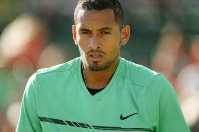 Nick Kyrgios: 'I would like to play every point as Rafael Nadal does'