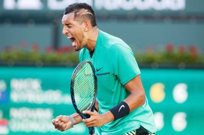 Djokovic: 'I didn't get a lot of balls back'. Kyrgios: 'I played well in the crucial points'