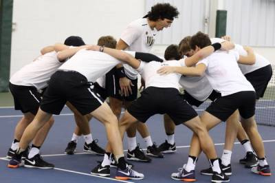 ITA Division I Men's Rankings - March 14, 2017: Wake Forest writes history, moving to the throne