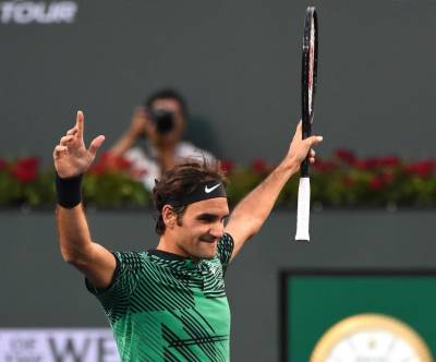 ATP INDIAN WELLS - Nick Kyrgios withdraws, Roger Federer advances to the semifinals!