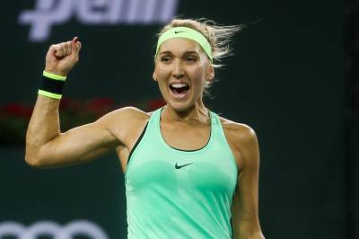 WTA INDIAN WELLS - The final will be an all Russian clash: Vesnina vs Kuznetsova!
