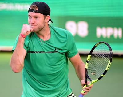 Jack Sock: 'Federer is the greatest player ever, but I can give myself a shot'