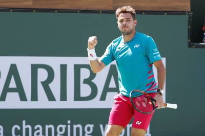 Wawrinka: 'As the tournament progresses, I know I can play better and better'