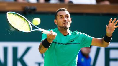Is Nick Kyrgios ready to become a tennis star?