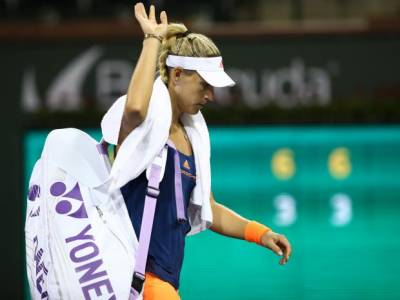 WTA MIAMI - DRAW: Kerber with Kuznetsova in the top half, Pliskova and Cibulkova in the bottom half