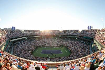 Indian Wells' attendance higher than last year, but lower than 2015 record