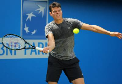 Milos Raonic joins strong ATP Queens lineup
