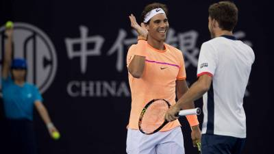 Carreno Busta: 'Sharing some moments with Nadal is incredible'