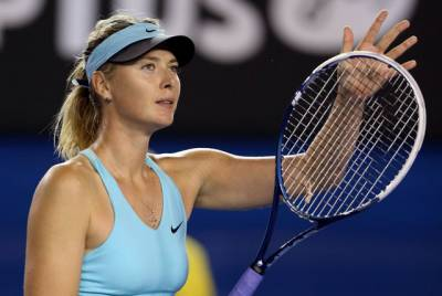 DON?T EXPECT Maria Sharapova to win trophies IMMEDIATELY ? Russian Tennis Chief