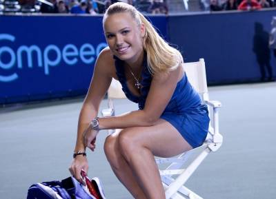Caroline Wozniacki: BEST DECISION NAMING TOMMY HAAS THE INDIAN WELLS DIRECTOR