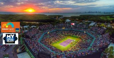 Why are some players not playing the Miami Open?