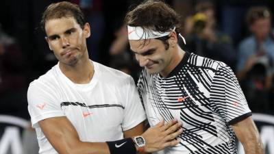 Will Federer vs. Nadal be the challenge that will characterize 2017?
