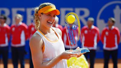 Eugenie Bouchard will come back to play in Nuremberg!