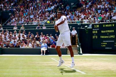 Nick Kyrgios set to play at Queen's Club for third straight year