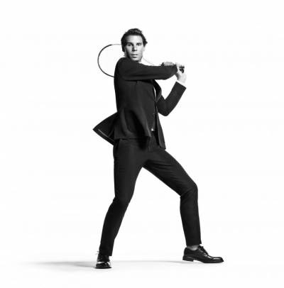 Rafael Nadal to keep being Tommy Hilfiger ambassador this year as well!