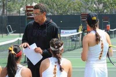 Richard Gallien announce the end of his 22-year tenure at Southern California!
