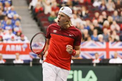 Quarter-final results on Challenger Tour: Shapovalov continues great run, will face Janowicz next