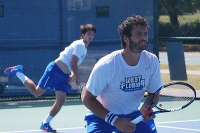 ITA Division II Men's Rankings - March 22, 2017: West Florida take the number 1 spot ahead of Barry