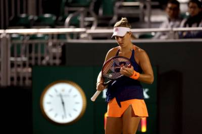 WTA Miami and the lack of respect towards Angelique Kerber