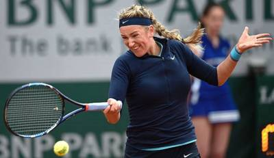 Victoria Azarenka has high goals: 'I want to be the best again'