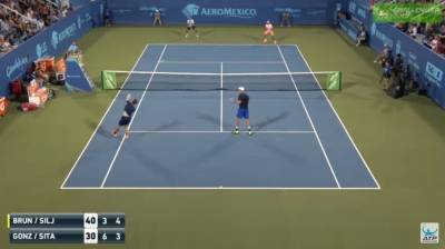 Doubles Defence On Display In Crazy Guadalajara Challenger Point