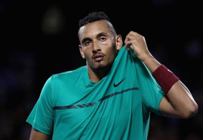 Jim Courier believes Nick Kyrgios will be under pressure ahead of Davis Cup Tie