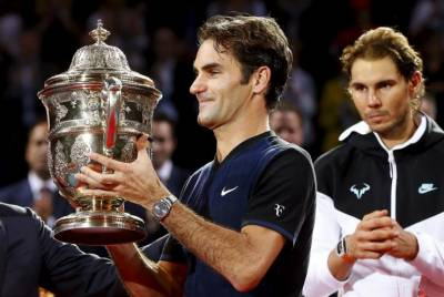 Roger Federer and Rafael Nadal to play ATP 500 Basel!