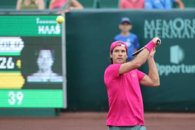 Tommy Haas enters tennis history after his win over Opelka