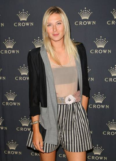 HOT Maria Sharapova CELEBRATES BIRTHDAY IN LA! (PICS INSIDE)