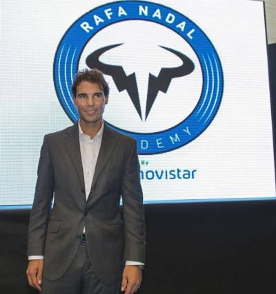 Former Grand Slam Winner visits Rafa Nadal Academy! (PIC INSIDE)