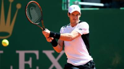 Andy Murray: 'I hope to challenge for Madrid, Rome and Roland Garros titles'