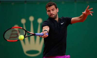 Grigor Dimitrov: 'I'd like to have Nadal's forehand'