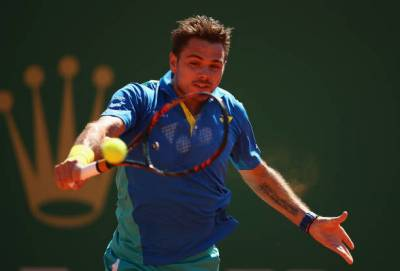 Stan Wawrinka: 'This is lack of practice on clay. My next event is Madrid'