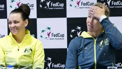 Alicia Molik: Australia can be Fed Cup Contenders