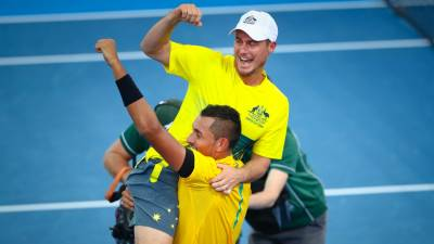 Lleyton Hewitt: Nick Kyrgios is a guy who needs a little bit of space