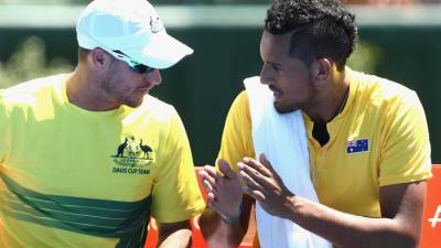 Nick Kyrgios is set for big French Open: Lleyton Hewitt