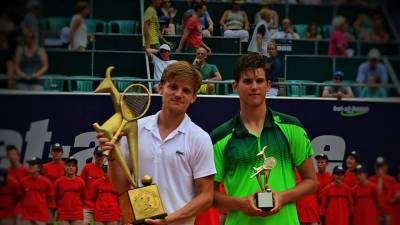 Dominc Thiem or David Goffin : Who is the next successor on clay?
