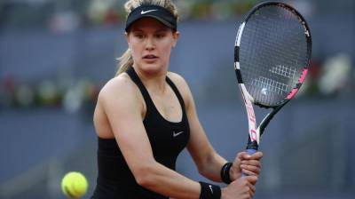 Eugenie Bouchard's ups and downs, but there is a light at the end of the tunnel