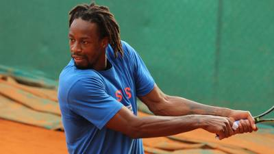 Gael Monfils' injury-plagued season continues, pulls out of Rome Masters