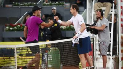 ATP ANALYSIS: Borna Coric prevails in the crucial points to defeat Andy Murray in Madrid