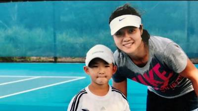 A 12 year old prodigy Australian with Chinese roots