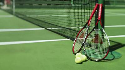 An American tennis player banned for ten years.